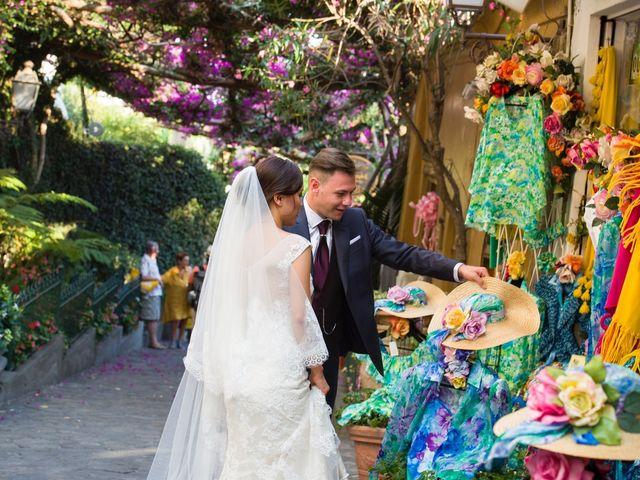 Il matrimonio di Nick e Mani a Positano, Salerno 61