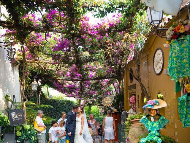 Il matrimonio di Nick e Mani a Positano, Salerno 69