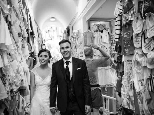 Il matrimonio di Nick e Mani a Positano, Salerno 82
