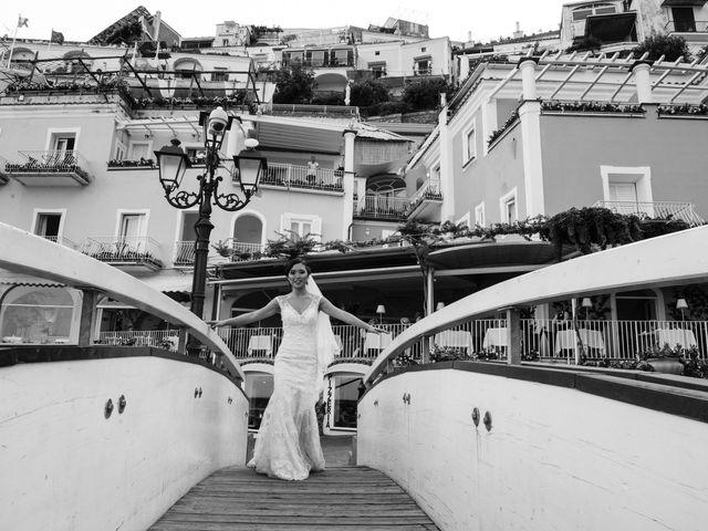 Il matrimonio di Nick e Mani a Positano, Salerno 85