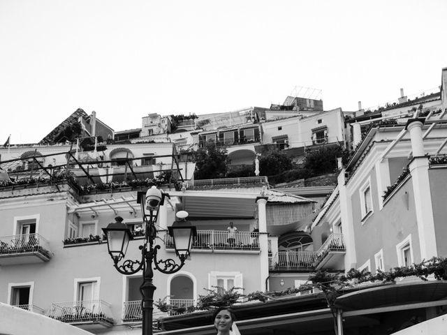 Il matrimonio di Nick e Mani a Positano, Salerno 86
