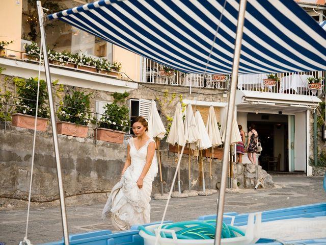 Il matrimonio di Nick e Mani a Positano, Salerno 88