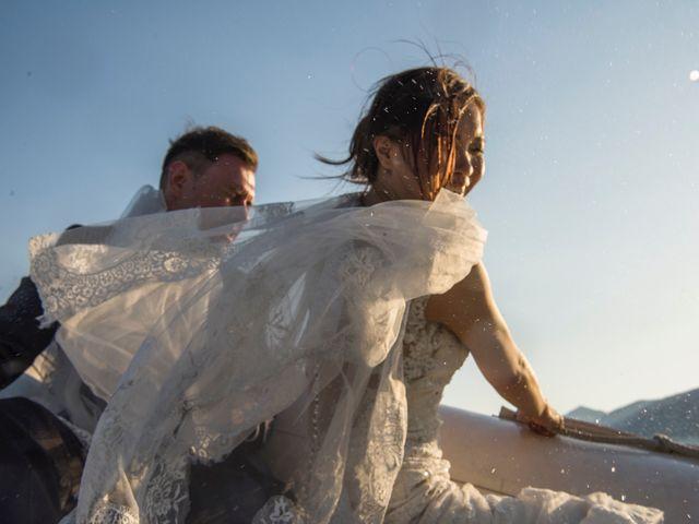 Il matrimonio di Nick e Mani a Positano, Salerno 91