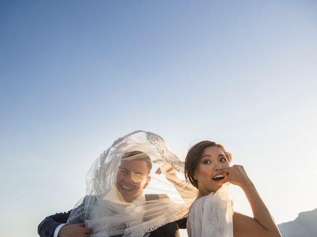 Il matrimonio di Nick e Mani a Positano, Salerno 93