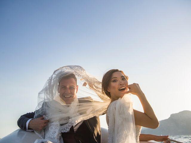 Il matrimonio di Nick e Mani a Positano, Salerno 94