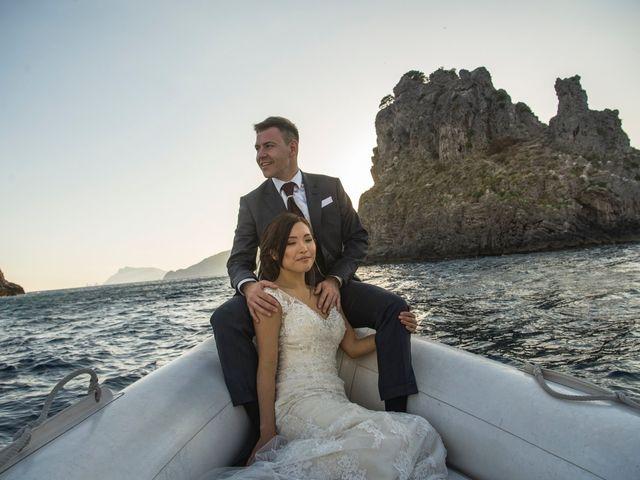 Il matrimonio di Nick e Mani a Positano, Salerno 95