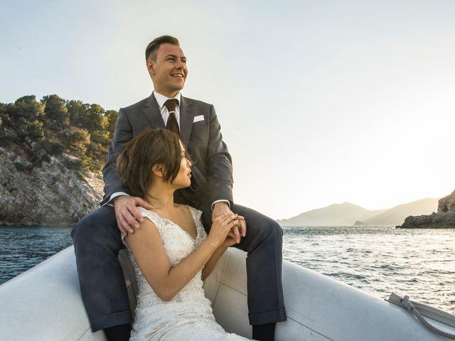 Il matrimonio di Nick e Mani a Positano, Salerno 96