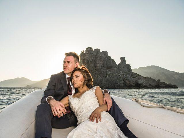 Il matrimonio di Nick e Mani a Positano, Salerno 98