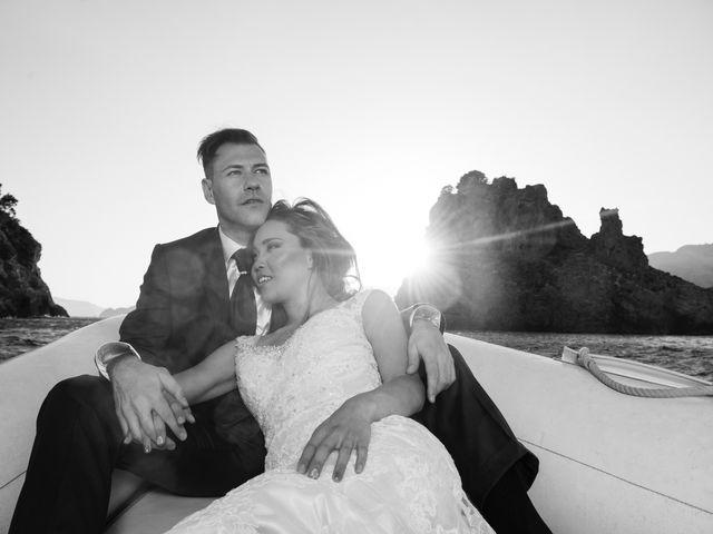 Il matrimonio di Nick e Mani a Positano, Salerno 99