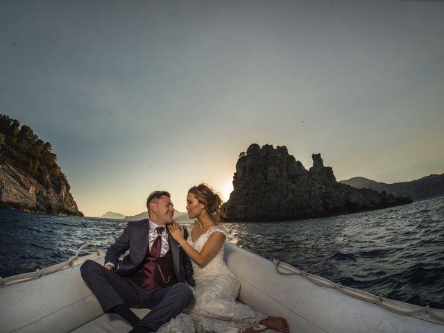 Il matrimonio di Nick e Mani a Positano, Salerno 103