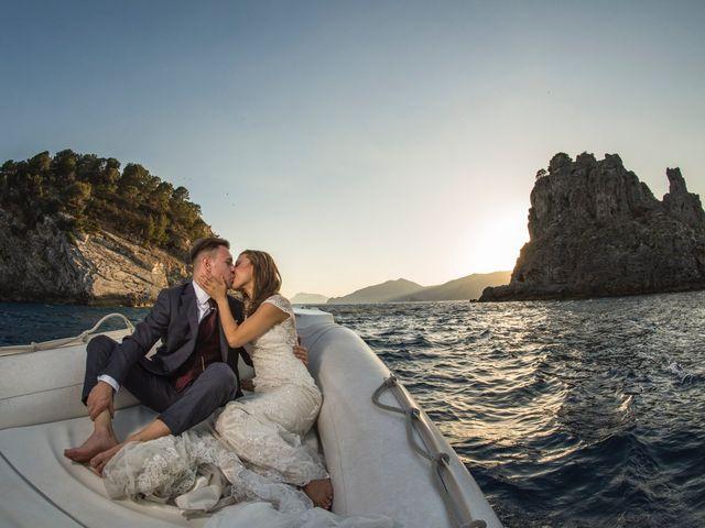 Il matrimonio di Nick e Mani a Positano, Salerno 106