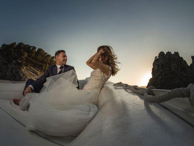 Il matrimonio di Nick e Mani a Positano, Salerno 107