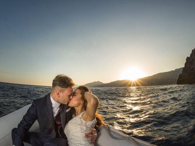 Il matrimonio di Nick e Mani a Positano, Salerno 108