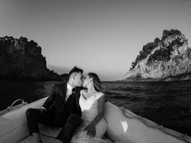 Il matrimonio di Nick e Mani a Positano, Salerno 109