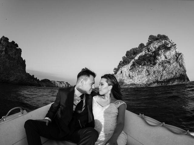 Il matrimonio di Nick e Mani a Positano, Salerno 110