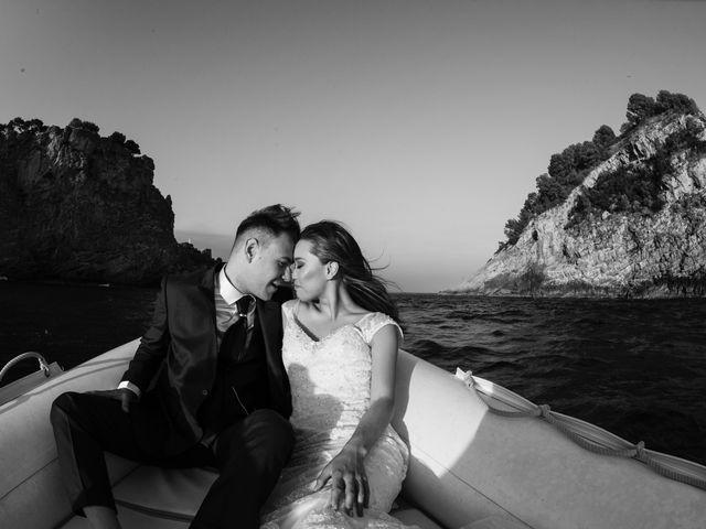 Il matrimonio di Nick e Mani a Positano, Salerno 111