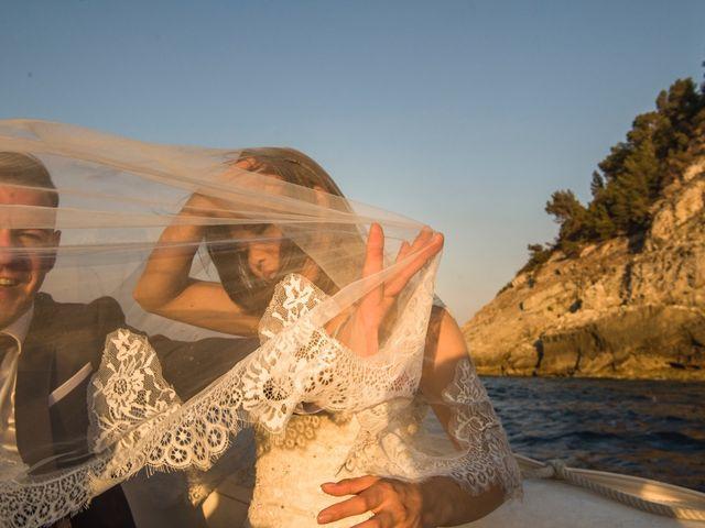Il matrimonio di Nick e Mani a Positano, Salerno 112