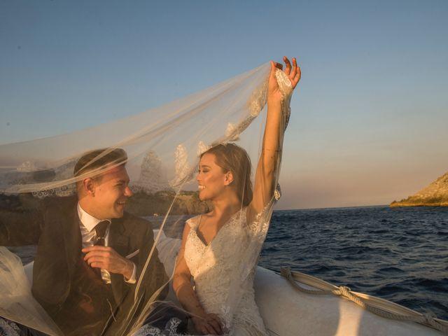 Il matrimonio di Nick e Mani a Positano, Salerno 113
