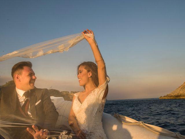 Il matrimonio di Nick e Mani a Positano, Salerno 114