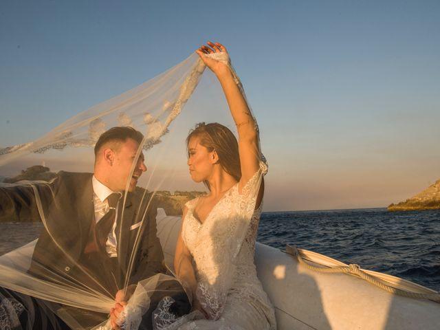 Il matrimonio di Nick e Mani a Positano, Salerno 115