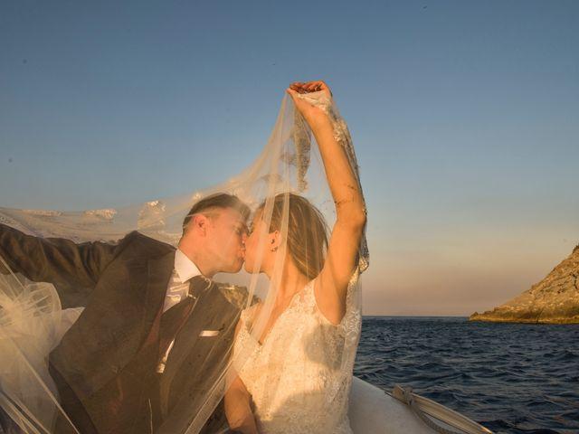 Il matrimonio di Nick e Mani a Positano, Salerno 116