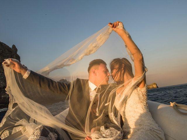 Il matrimonio di Nick e Mani a Positano, Salerno 117