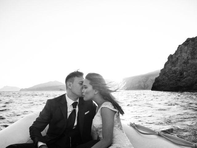 Il matrimonio di Nick e Mani a Positano, Salerno 123