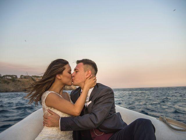 Il matrimonio di Nick e Mani a Positano, Salerno 126