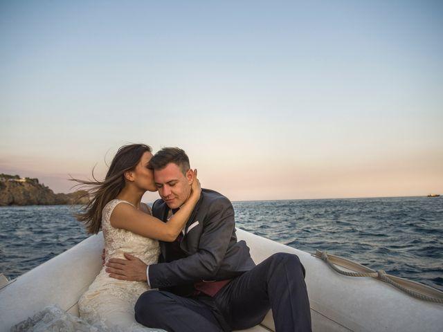 Il matrimonio di Nick e Mani a Positano, Salerno 128