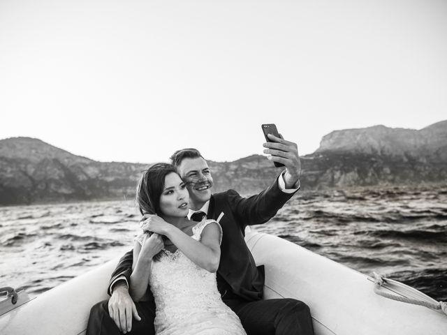 Il matrimonio di Nick e Mani a Positano, Salerno 130