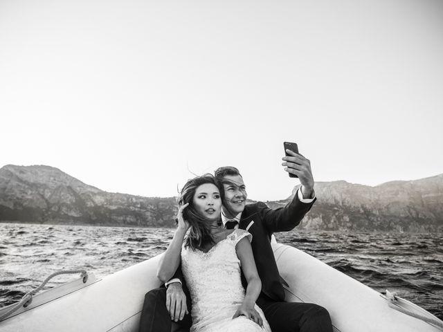 Il matrimonio di Nick e Mani a Positano, Salerno 131