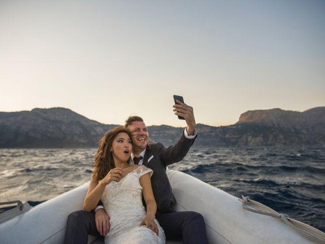 Il matrimonio di Nick e Mani a Positano, Salerno 132