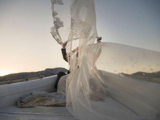 Il matrimonio di Nick e Mani a Positano, Salerno 142
