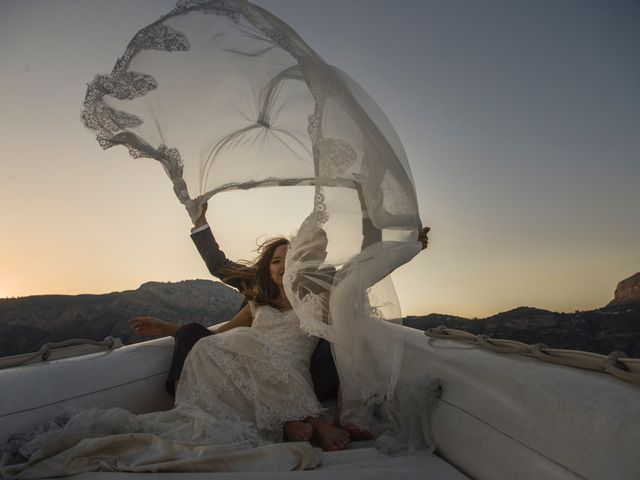 Il matrimonio di Nick e Mani a Positano, Salerno 143