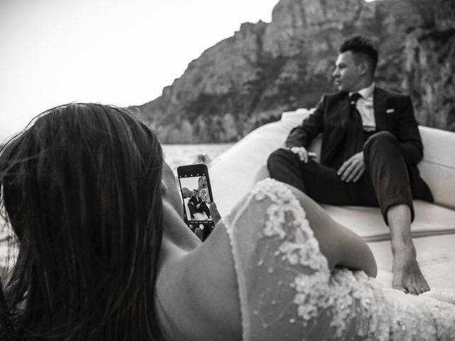 Il matrimonio di Nick e Mani a Positano, Salerno 151