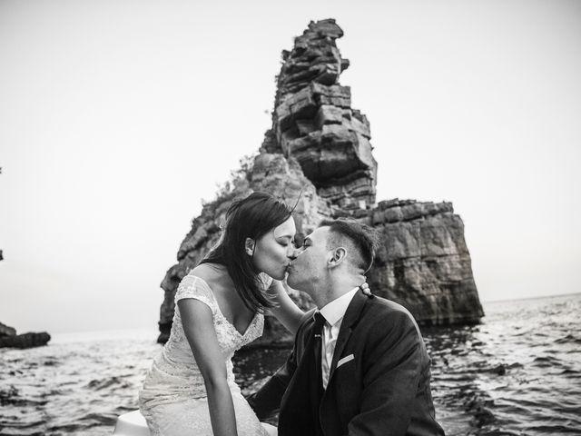 Il matrimonio di Nick e Mani a Positano, Salerno 153