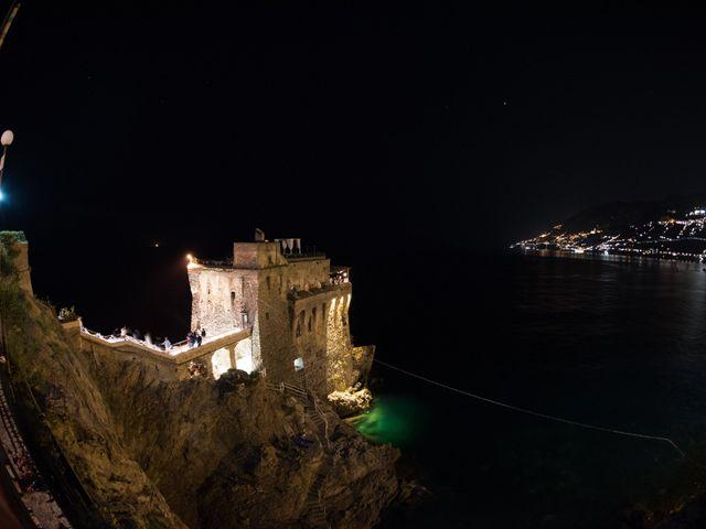 Il matrimonio di Nick e Mani a Positano, Salerno 164