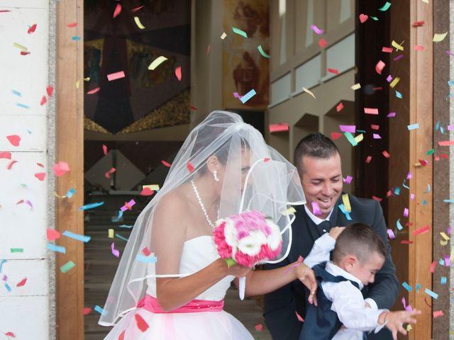 Il matrimonio di Marco e Sofia a Orosei, Nuoro 9