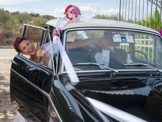 Il matrimonio di Marco e Sofia a Orosei, Nuoro 13