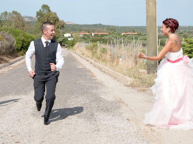 Il matrimonio di Marco e Sofia a Orosei, Nuoro 17