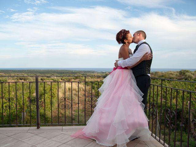 Il matrimonio di Marco e Sofia a Orosei, Nuoro 25
