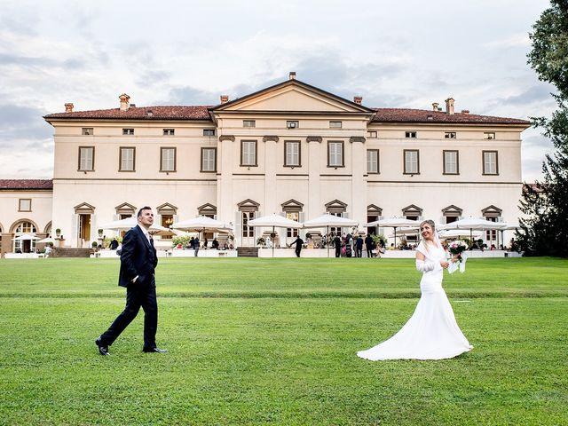 Le nozze di Lara e Gian Luca