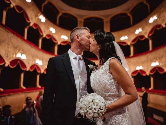 Le nozze di Giacomo e Helena