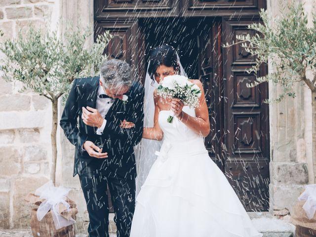 Il matrimonio di Alessandro e Annarita a Umbertide, Perugia 16