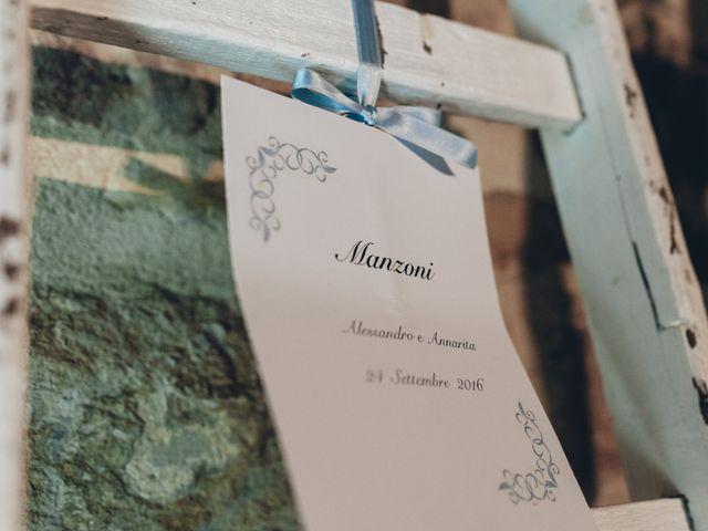 Il matrimonio di Alessandro e Annarita a Umbertide, Perugia 17