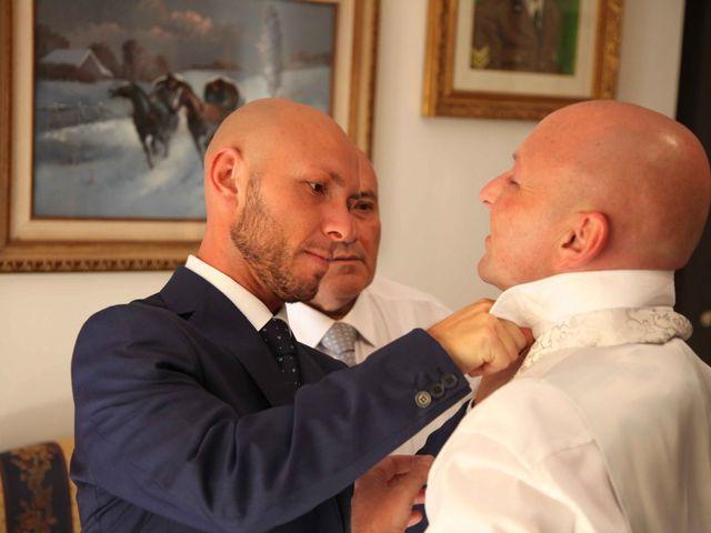 Il matrimonio di Danilo e Cristina a Roma, Roma 16