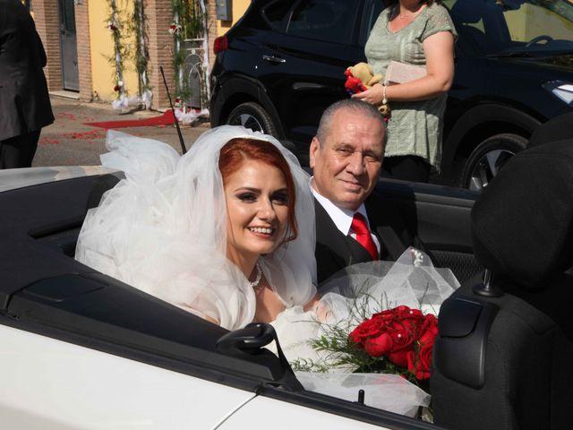 Il matrimonio di Danilo e Cristina a Roma, Roma 46