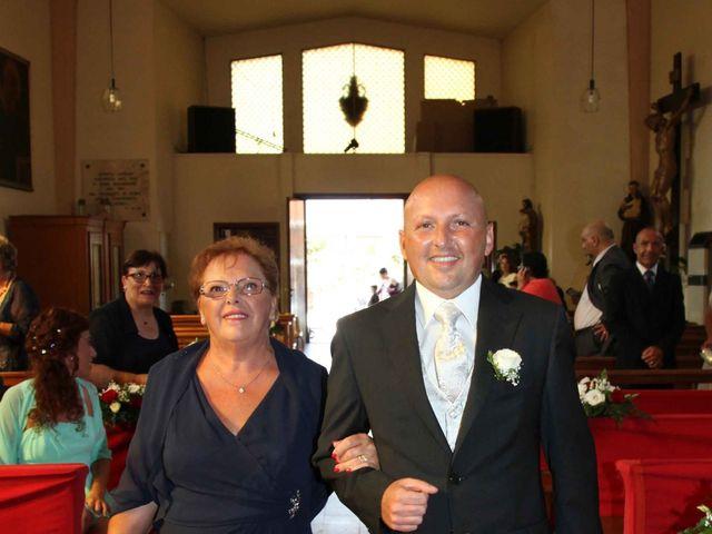 Il matrimonio di Danilo e Cristina a Roma, Roma 47