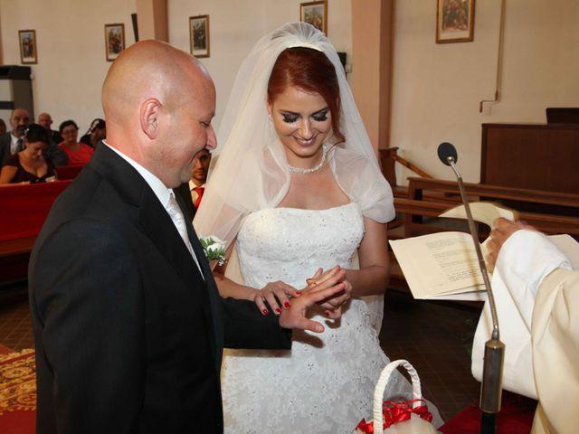 Il matrimonio di Danilo e Cristina a Roma, Roma 56