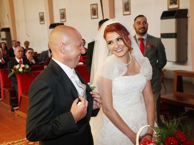 Il matrimonio di Danilo e Cristina a Roma, Roma 57